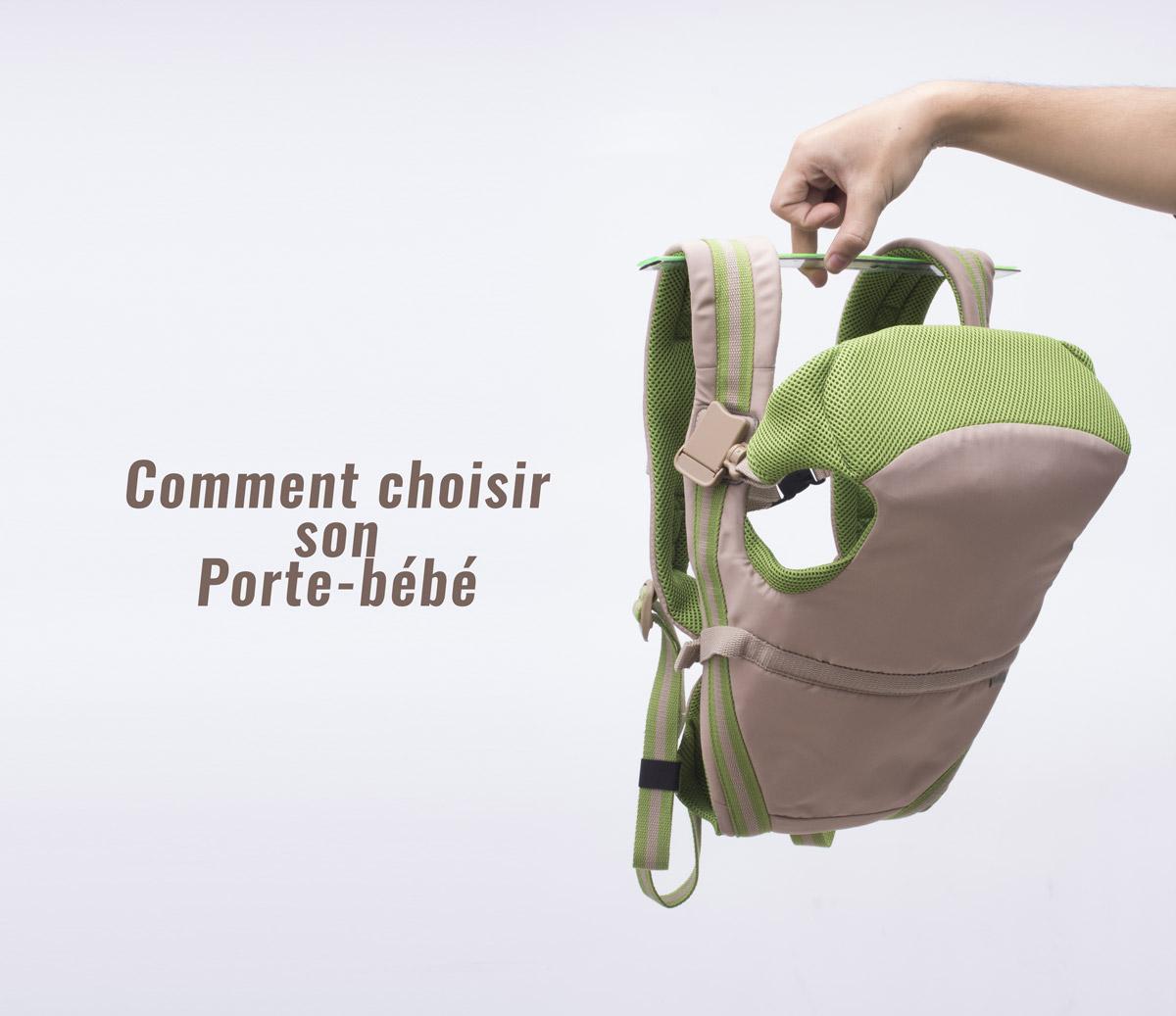 29ba03b1e1bf Top 5 des porte-bébés - Comment choisir son porte bébé