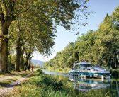 Tourisme fluviale sur le canal du Midi