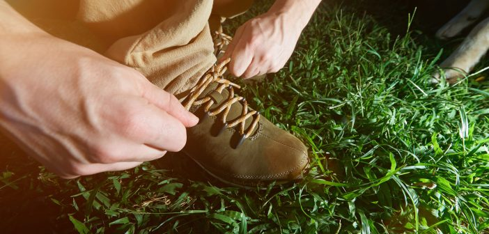 Choisir des chaussures pour le pèlerinage vers St Jacques de