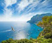 Petite croisière en Italie en Voilier (région de Naples)